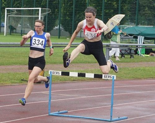 Wrzesniok mit neuem Hessenrekord