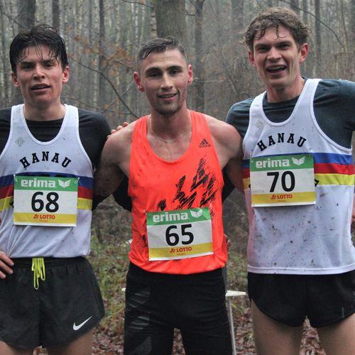Neuer Kreisrekord über 10km und 10km-Mannschaft der Männer