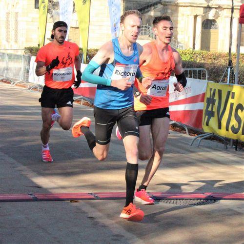 Neuer Kreisrekord im Halbmarathon der Männer
